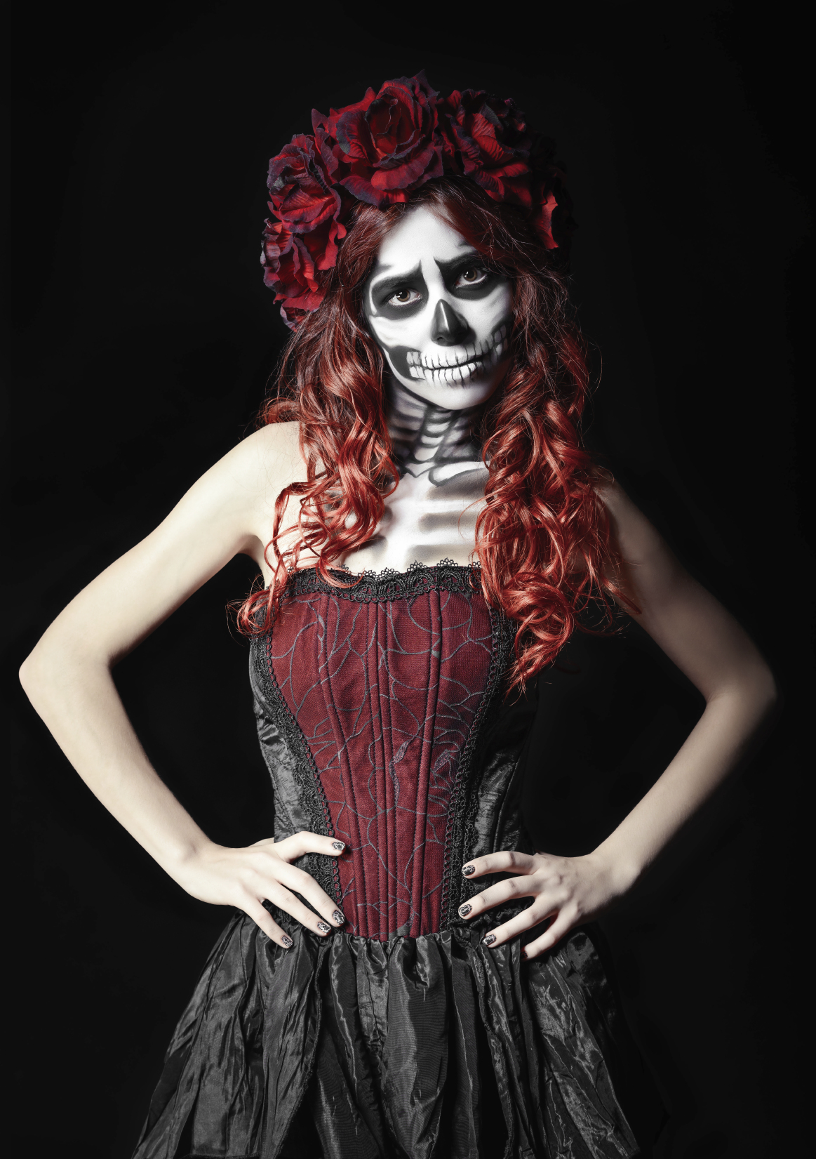 halloween makeup tips and tricks for the perfect application minnesota school of cosmetology. Black Bedroom Furniture Sets. Home Design Ideas
