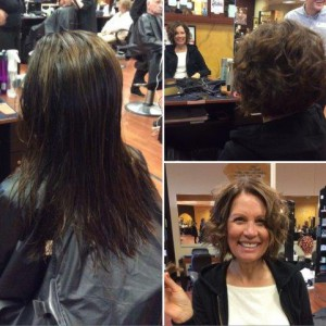 Michele Bachmann new hair cut