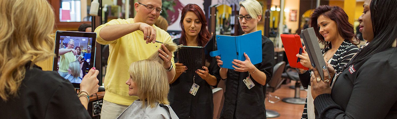 Experience an enriching cosmetology program that goes beyond state standards.