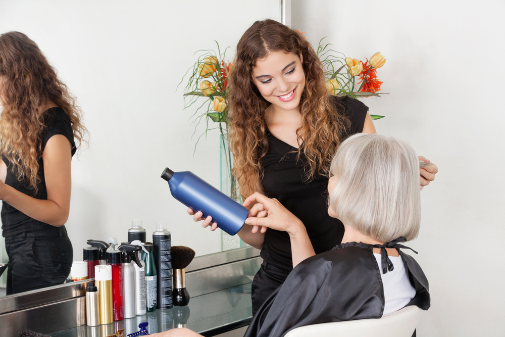 Five Tips To Help Hairstylists Sell Salon Products Minnesota