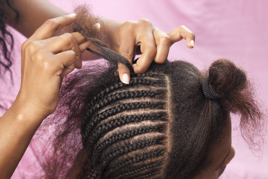 Hairstyles: Cornrows, Wraps, Bumps, Updos and Braiding ...